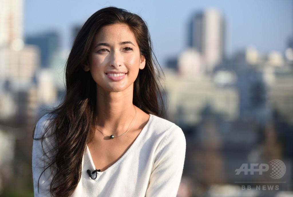 メロディー洋子さんが語る、ハーフモデルの挑戦
