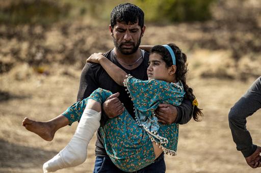 子どもへの「重大な人権侵害」に世界は傍観、国際NGOが各国に一層の対応要請