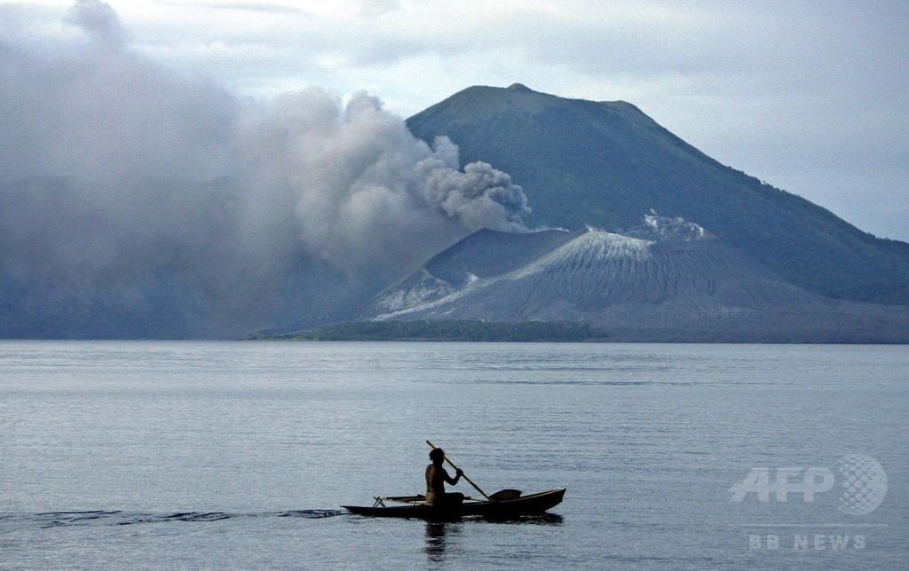 56日間漂流したフィリピン人漁師、パプアニューギニアで救助