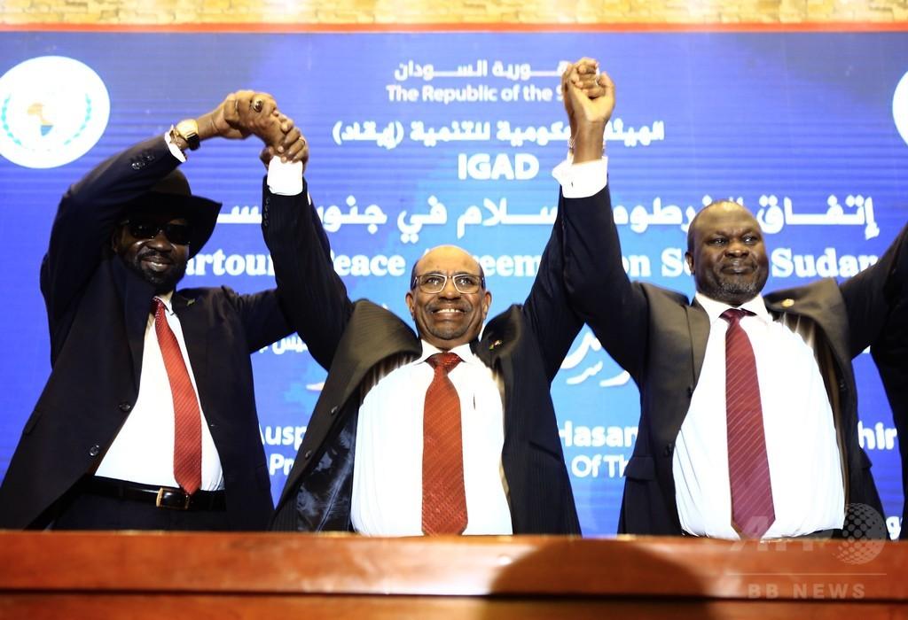 南スーダン「恒久」停戦、数時間で破綻か 反政府勢力が政権側を非難