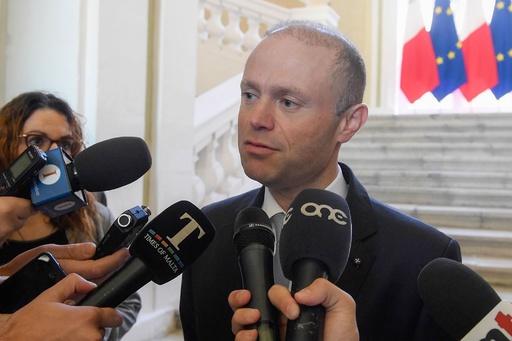 マルタ首相が辞任の意向か、ジャーナリスト爆殺事件の対応に批判高まる