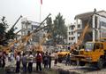 中国南西部の地震、死者数が数千人規模に