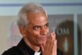 1年半ぶりに解放のインド人神父、拉致実行犯にさえ感謝