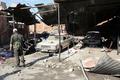 シリアで連続自爆攻撃、政府と反体制派の主張に食い違い