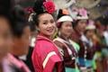 少数民族の演舞 中国・貴州丹寨