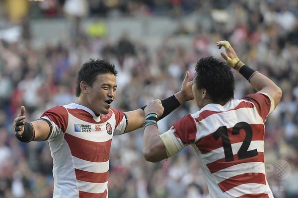 ラグビーW杯の1次リーグ、主役は日本代表