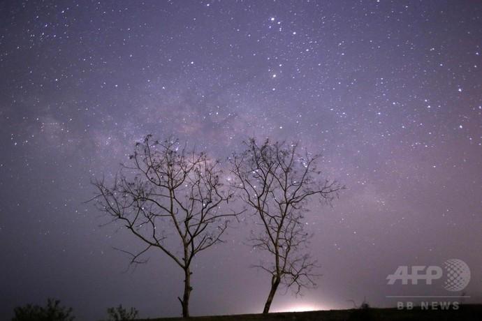 深宇宙からの「強い信号」検知 地球外文明発見の期待高まる