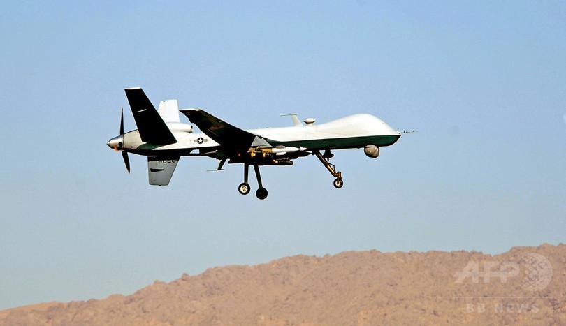 米空軍、無人機パイロット昇給へ イスラム国空爆などで人手不足