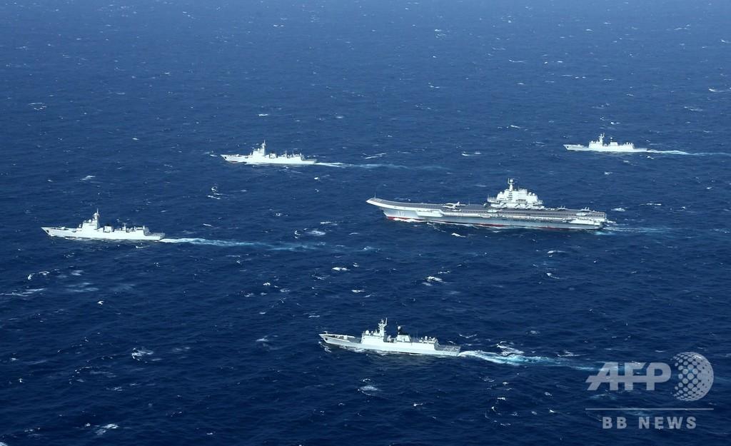 中国は「現代の東インド会社」 米、南シナ海問題で