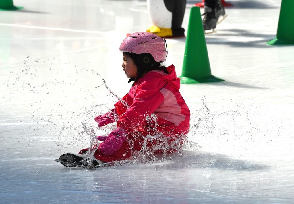 米NYで24度、季節外れの陽気で2月の最高気温更新