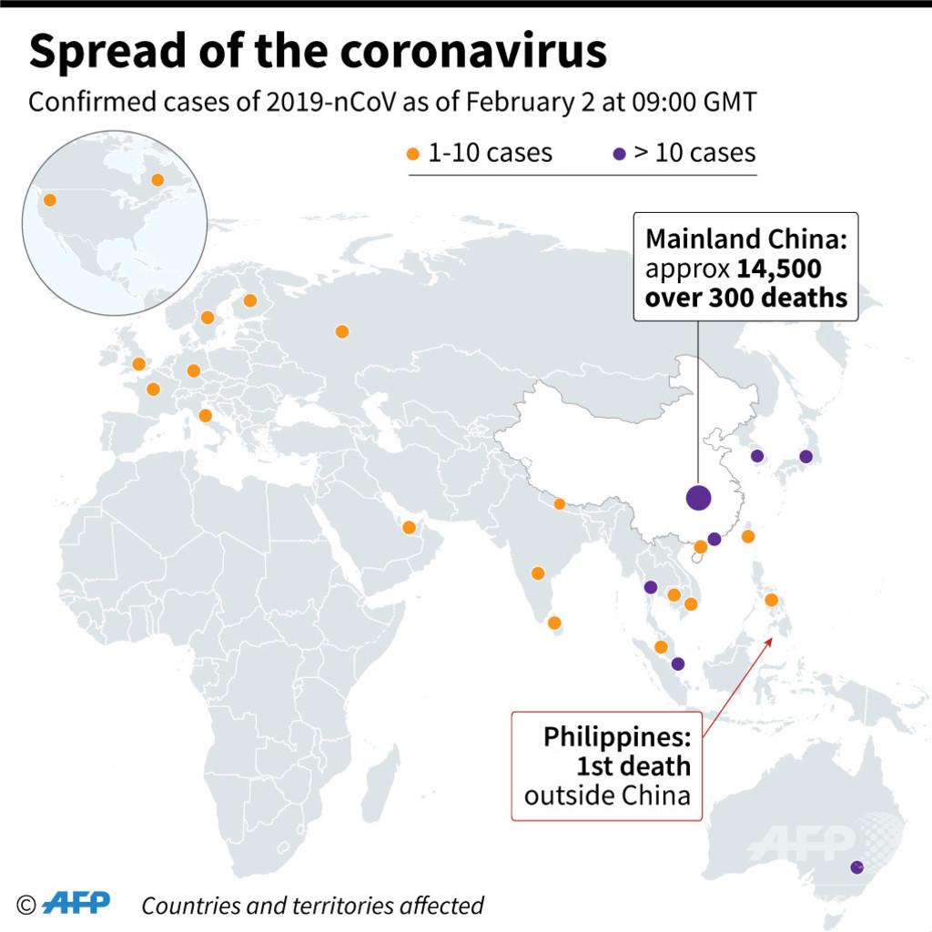 フィリピン コロナ 感染 者