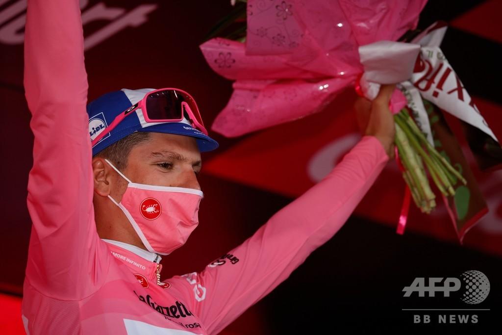 【今日のジロ】デマールが写真判定で第4S優勝、アルメイダが総合首位