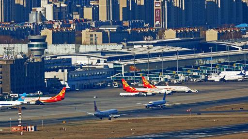 大連と北九州を結ぶ直行便が就航、週3回の定期便