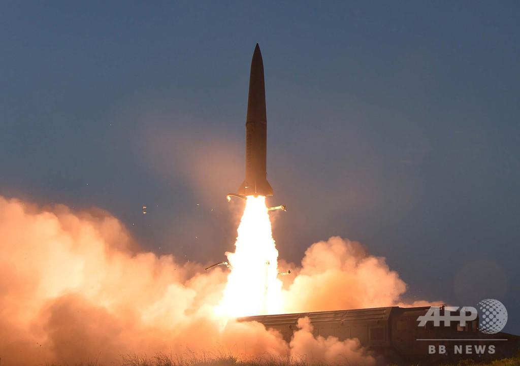 米国務長官、北朝鮮試射の核交渉への影響否定 交渉再開に期待