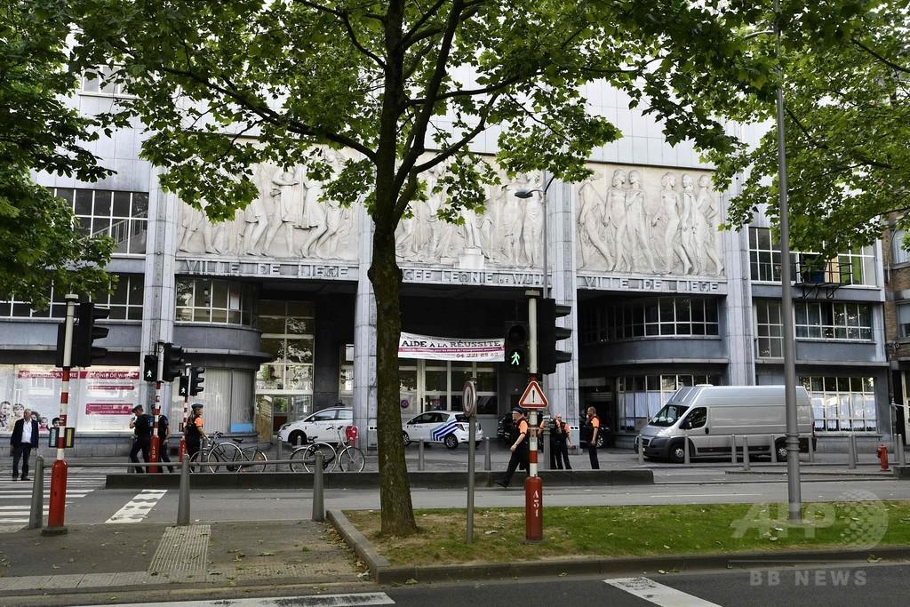 朝の学校を襲った恐怖 ベルギーでまた襲撃事件