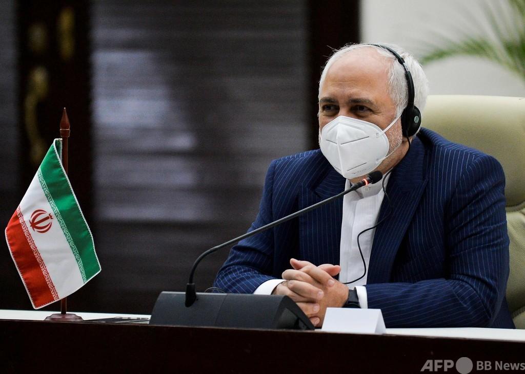 バイデン氏が制裁解除なら核合意を順守 イラン外相表明