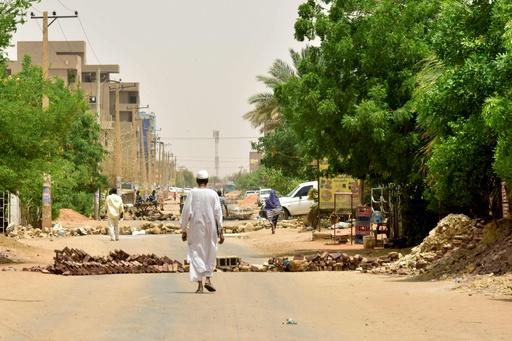 スーダン、流血のデモ隊強制排除から1週間 新たに4人死亡 一連の死者118人に