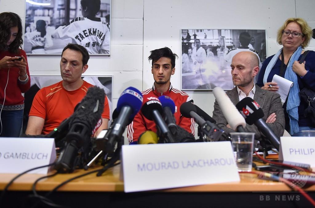 「自爆犯」の兄を非難、ベルギーのテコンドーチャンピオン