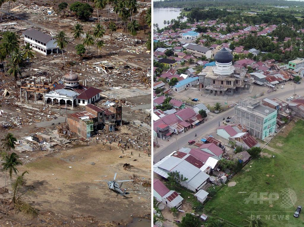 過去20年の自然災害死者数、ハイチが最多 約23万人
