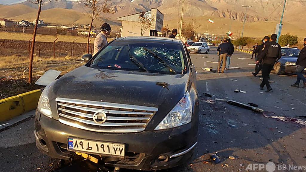 イラン科学者暗殺は「犯罪」、CIA元長官が批判 紛争勃発の恐れ指摘