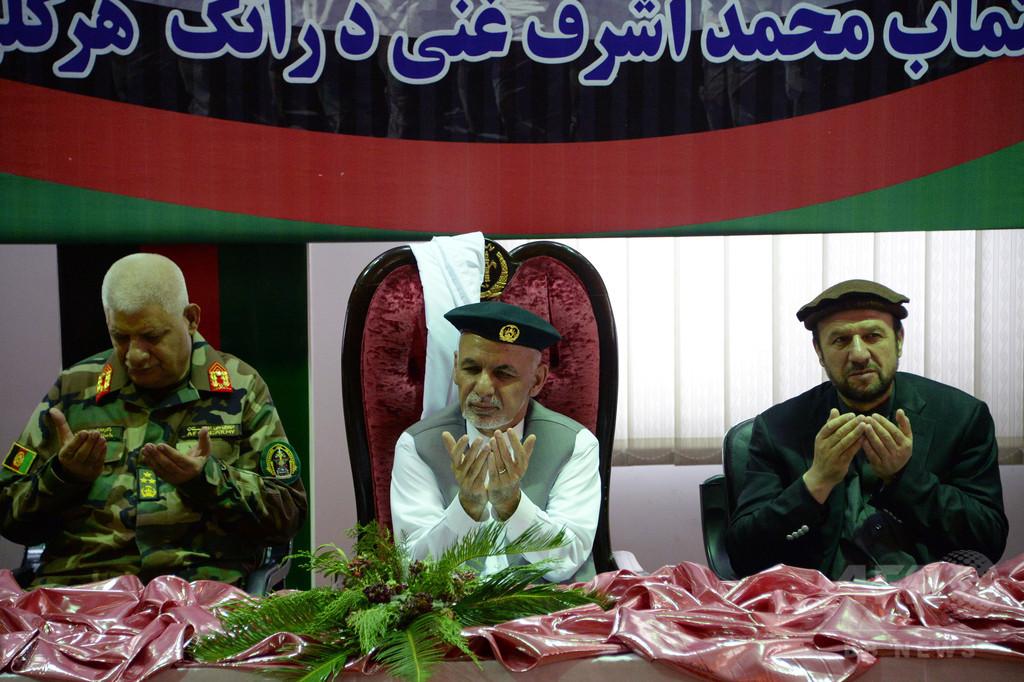 【アフガニスタン】ハビビ国防相と陸軍参謀長が辞任、100人超死傷のタリバン襲撃受け [無断転載禁止]©2ch.net->画像>2枚