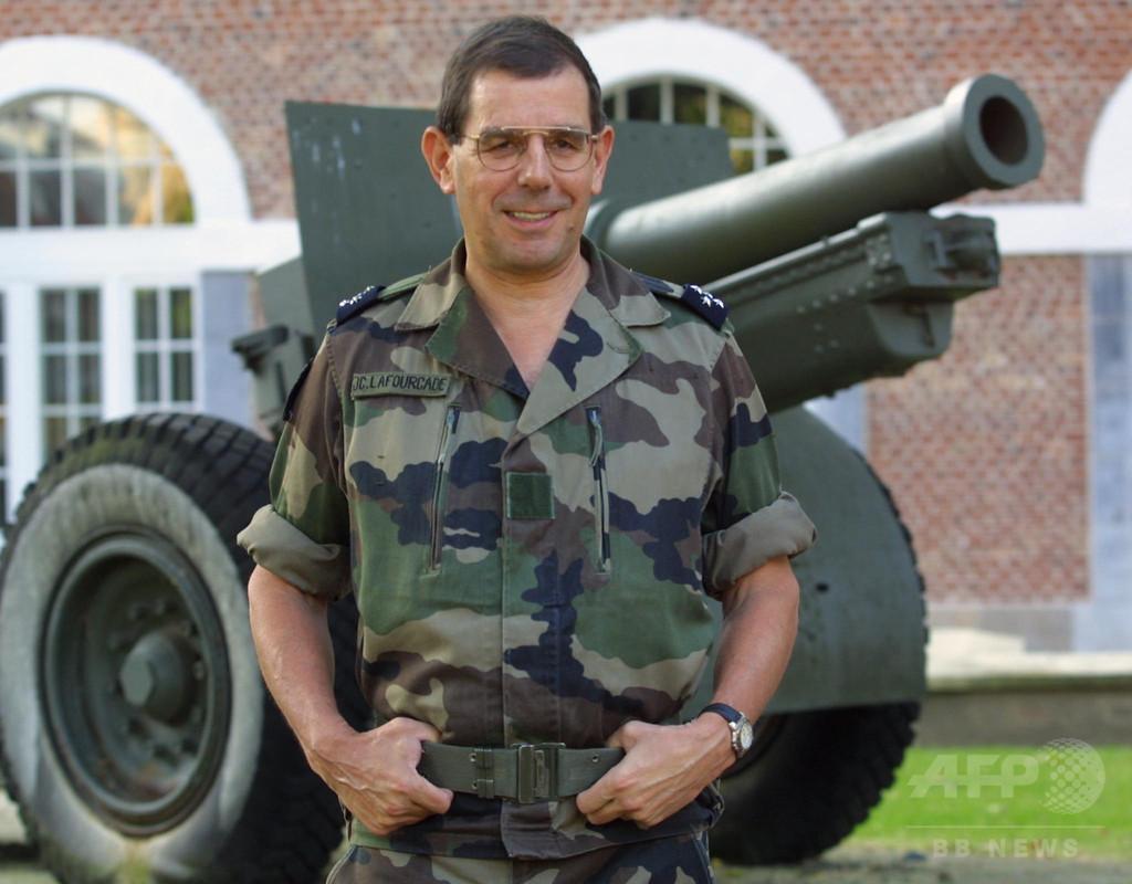 ルワンダ大虐殺へのフランス軍関与疑惑、当時の司令官が否定