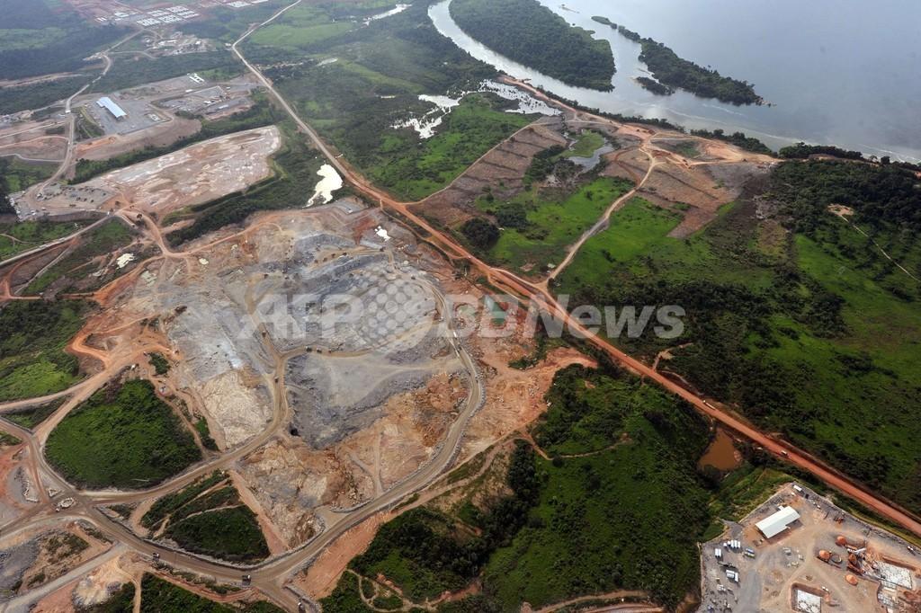 ブラジル裁判所、アマゾン川流域のダム建設中止命令を撤回