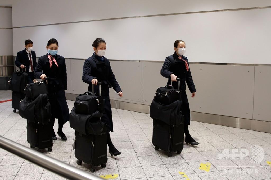 新型ウイルス、北京で初の死者 カナダ・ドイツでも感染確認