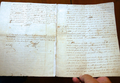 ルイ16世の遺言書、直筆原本を発見
