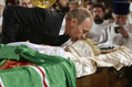 冷戦後初のロシア正教総主教、アレクシー2世の葬儀営まれる