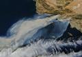 カリフォルニア山火事、高級住宅街に被害 UCLAも休講に