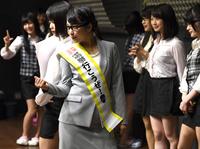 異形のアイドル集団「仮面女子」 東京