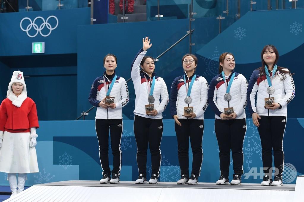 韓国カーリング女子がパワハラ告発、コーチ陣から暴言・搾取被害