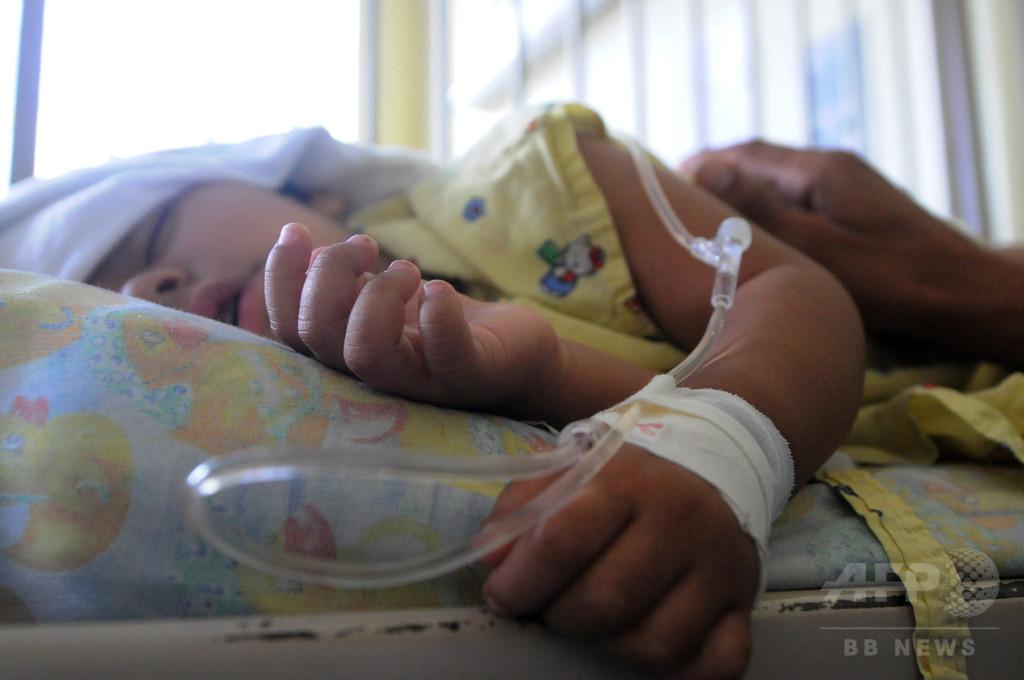 「顧みられない熱帯病」対策で資金拠出訴え WHO