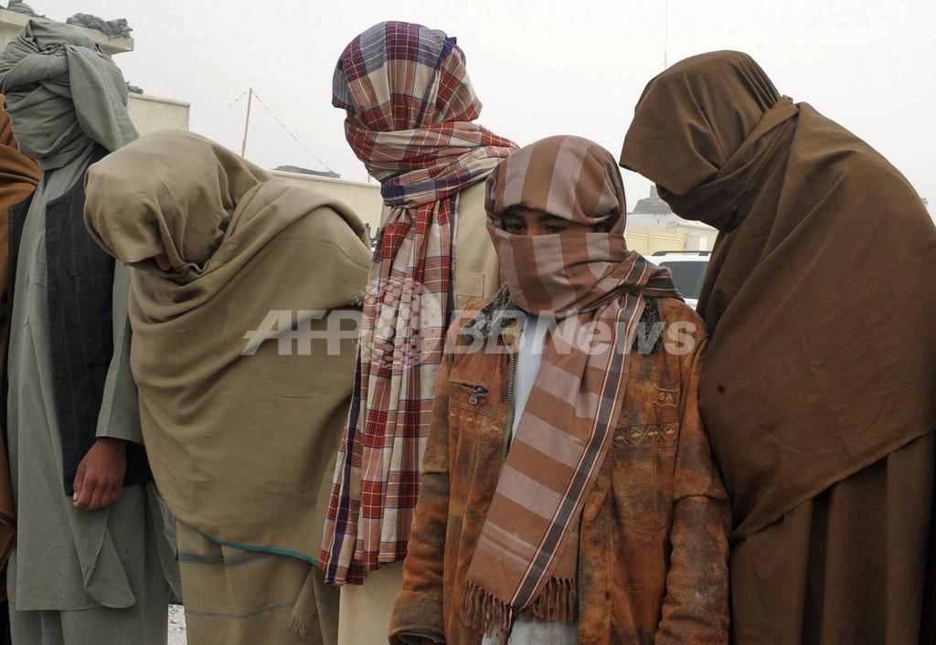 タリバン、国外事務所開設に向け「暫定」合意