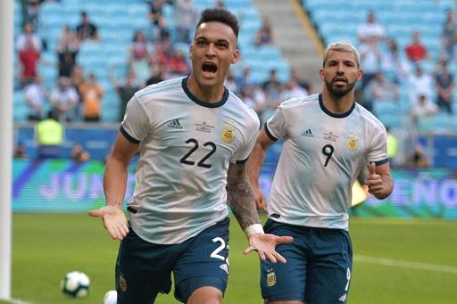 アルゼンチンがコパ準々決勝へ、ペルーとウルグアイも8強入り