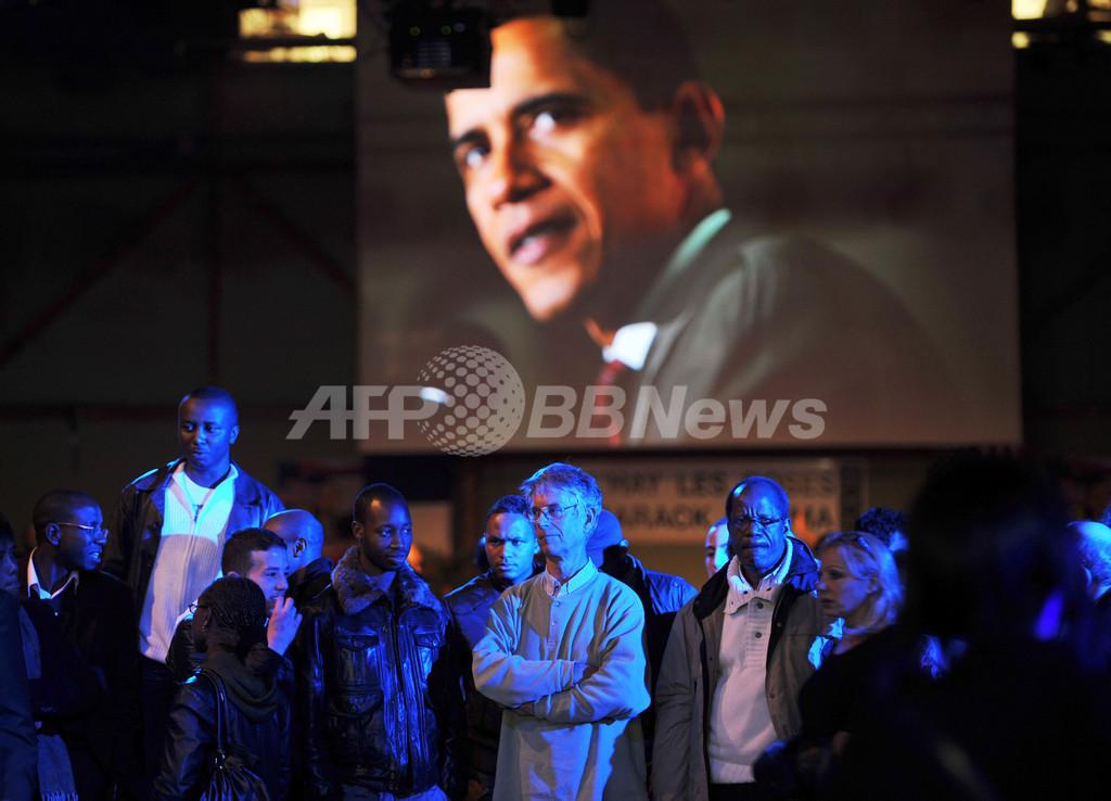 <08米大統領選挙>「オバマは米国のゴルバチョフ」、ロシアの極右政治家