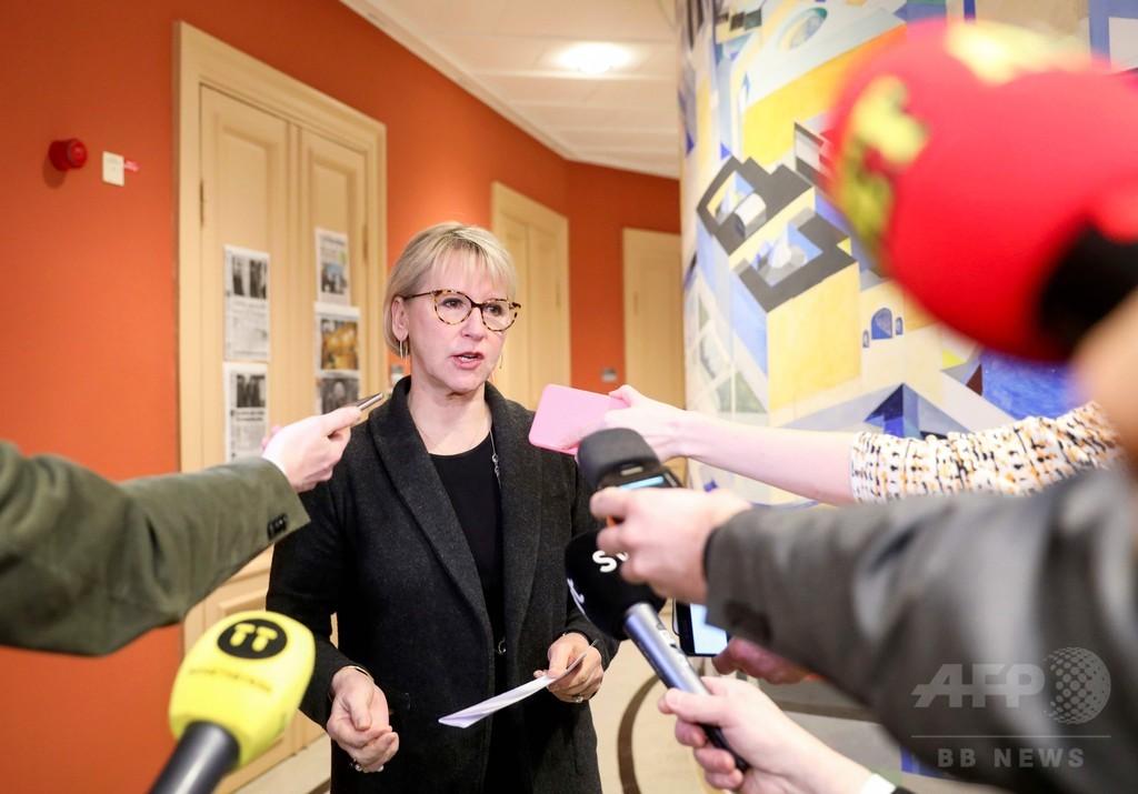 北朝鮮とスウェーデンの会談終了、米朝首脳会談の具体的発表なし