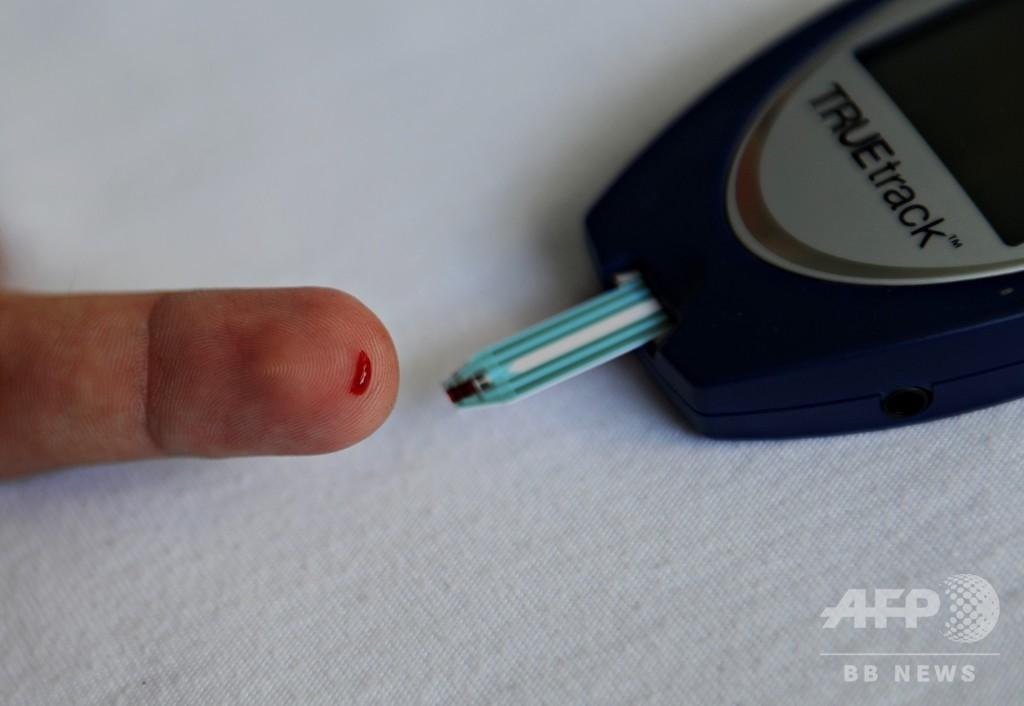 2型糖尿病リスク、身長低い人の方が高い ドイツ研究