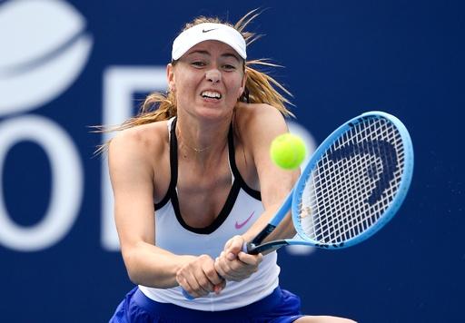 マリア・シャラポワ、引退を表明