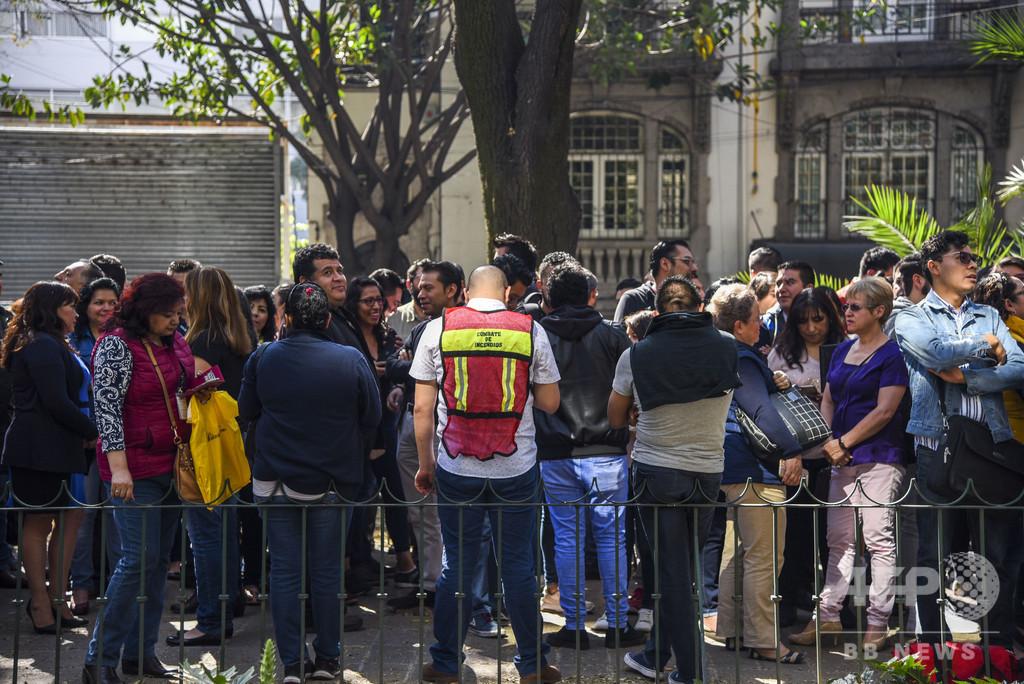 メキシコとグアテマラでM6.5の地震、グアテマラで3人負傷