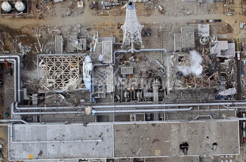 高汚染地域の立ち入り禁止措置は長期化、福島原発事故