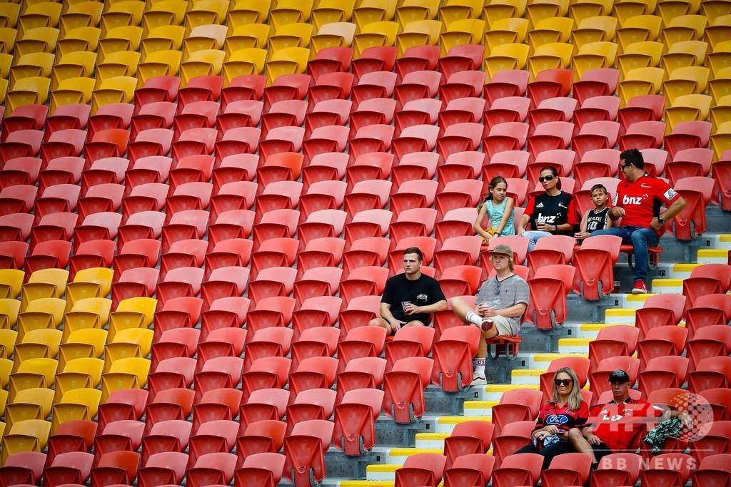 豪カンファレンス、来月から国内で再開へ スーパーラグビー