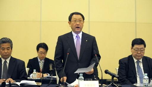 トヨタ社長、北京で謝罪会見 大規模リコール問題で