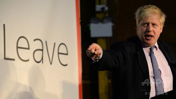 EUをヒトラーに例えた前ロンドン市長「一線越えた」EU議長が批判