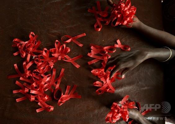 AIDS薬剤耐性が世界で拡大、WHO警鐘