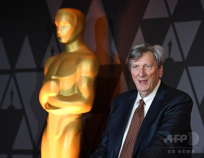 米アカデミー賞主催団体、セクハラ疑惑で会長を調査
