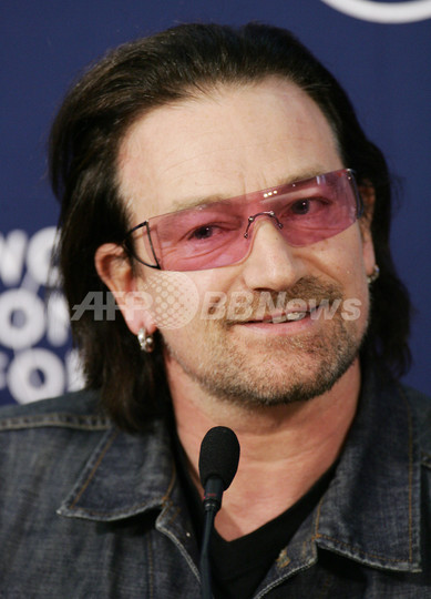 U2のボノ、ナイトの称号を授与される - アイルランド