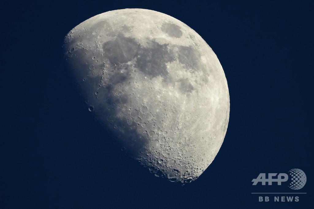月面の宇宙放射線、ISSの2.6倍 「滞在2か月が限度」