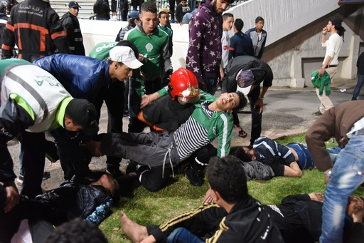 モロッコで味方サポーター同士が試合後に衝突、2人が死亡